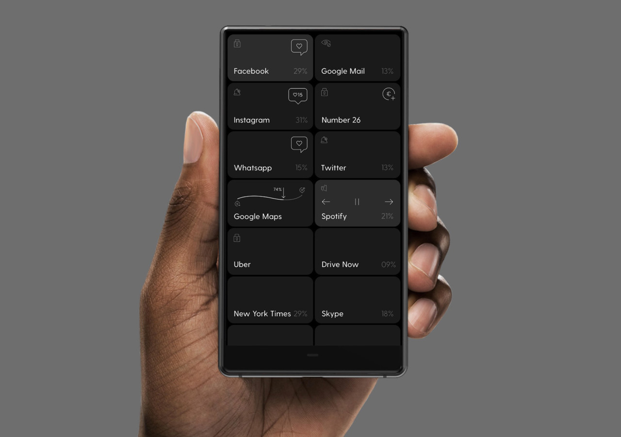 Blloc Smartphone