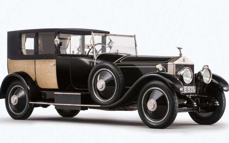 Rolls-Royce Billed as Palace on Wheels Up for Auction