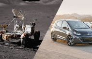 GM Brings All-Electric Vehicle Technology for Lunar Rover to Earth
