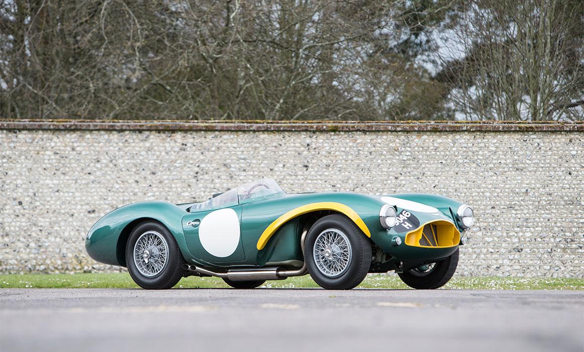 Aston Martin Sale Raises Over GBP Million Tires Parts News - Aston martin sale