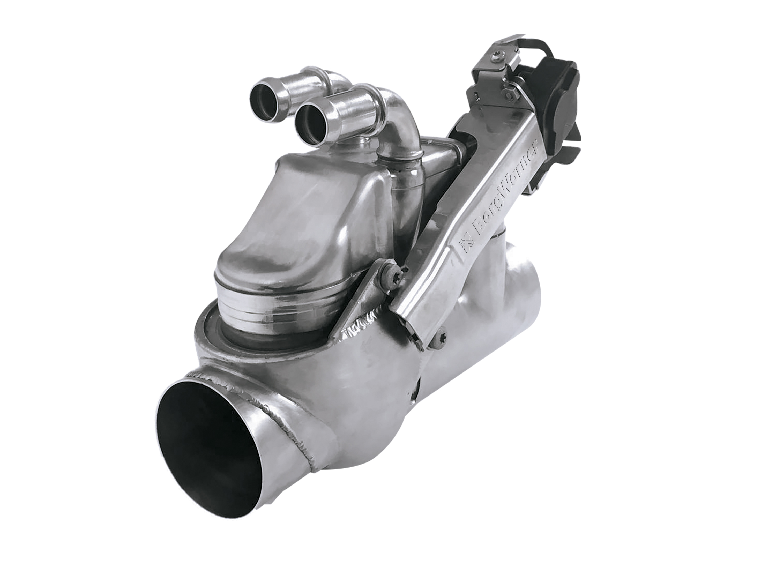 BorgWarner Develops New Exhaust Heat Recovery System