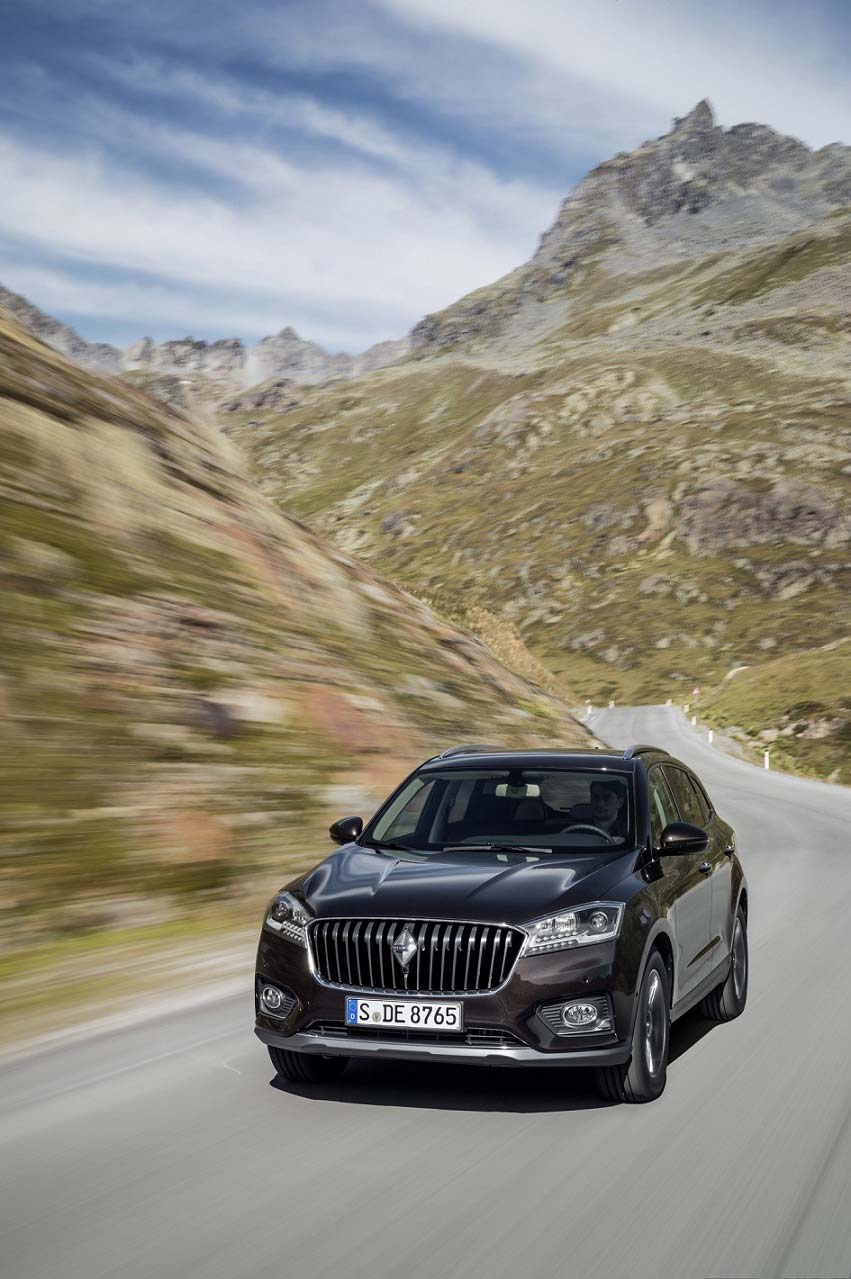 Borgward officially Enters GCC market with Flagship Models