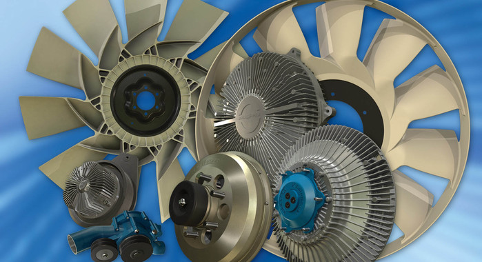 BorgWarner Displays Viscous Fan Drives and Engine Cooling Fans at ACMA Automechanika