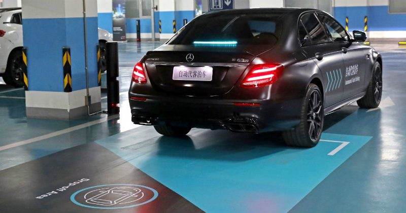 Bosch and Daimler Get Official Approval for Driverless Valet Parking Technology