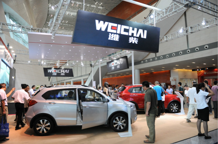 Bosch Signs Cooperation Agreement with Weichai Power to Develop Fuel Cell Technology