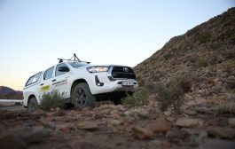 Dunlop's Grandtrek Uncharted expedition scoops a Loerie