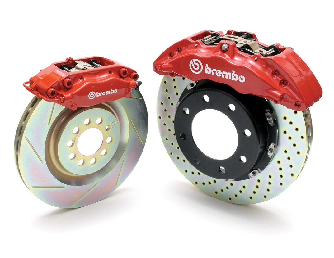 Brembo Working on Quieter Brakes for Electric Cars