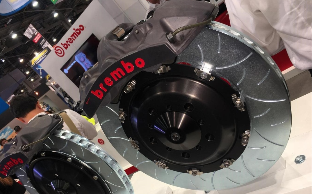 Brembo Uses SEMA Show to Showcase New Calipers