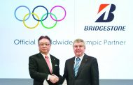 Bridgestone Planning to Expand Olympic Footprint on Global Basis