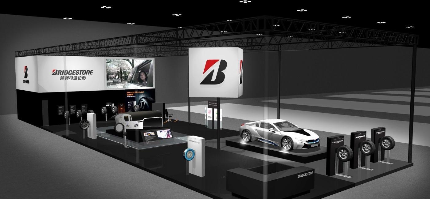 Bridgestone Debuts New Lightweight Tire Technology