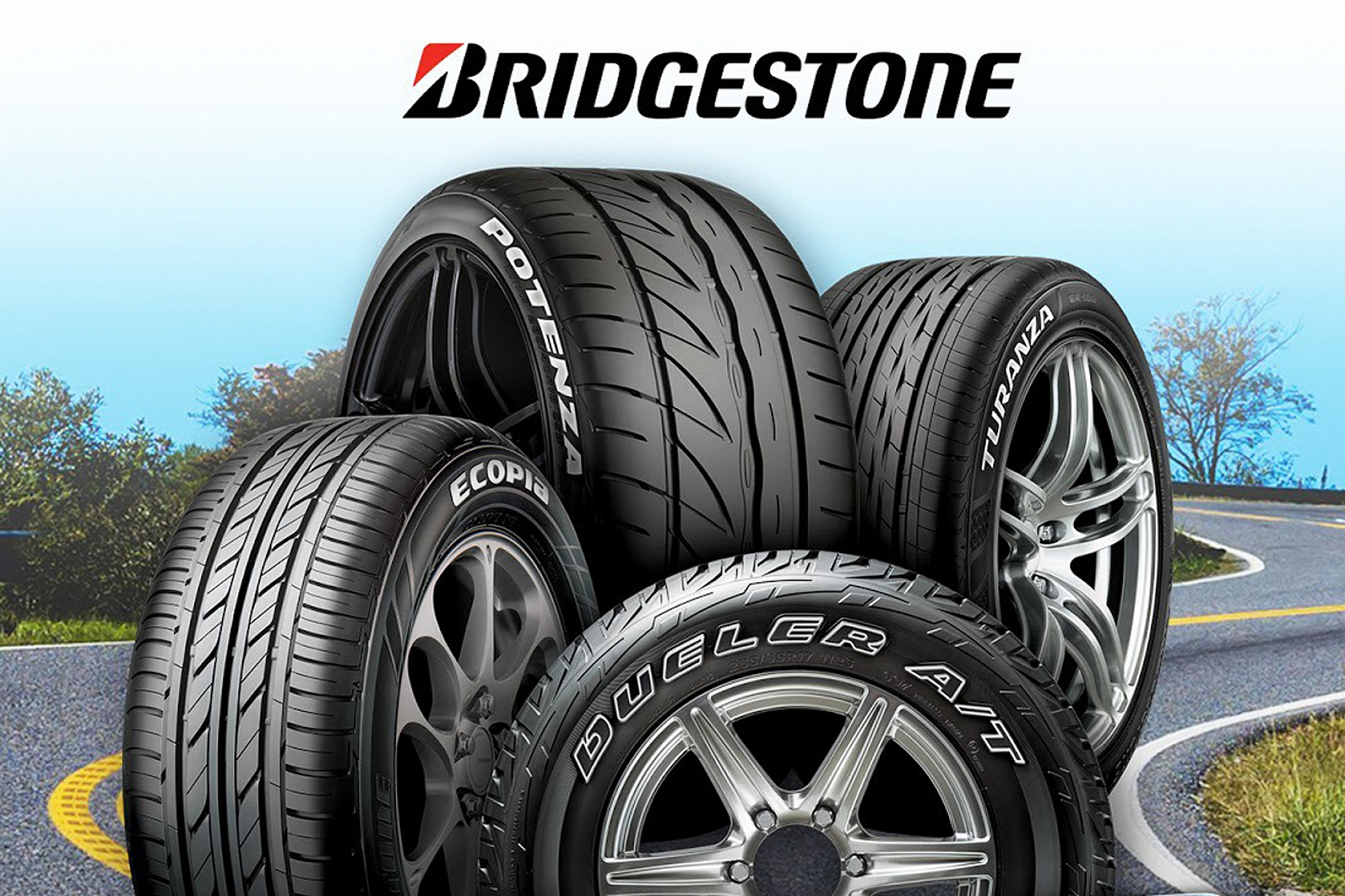 Bridgestone Continues to be the Top Tire Company in the World