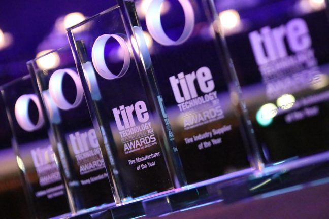 Bridgestone Wins Tire Manufacturing Innovation of the Year Award