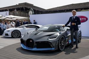 Winkelmann Celebrates One Year of Achievements at Bugatti