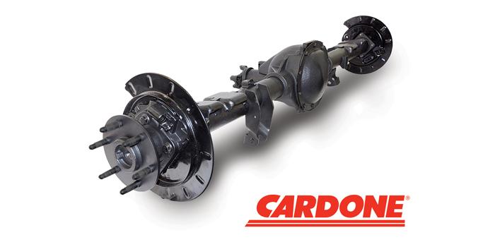 CARDONE Announces Launch of Remanufactured Drive Axle Assemblies