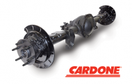 CARDONE Announces Launch of Remanufactured Drive Axle Assemblies