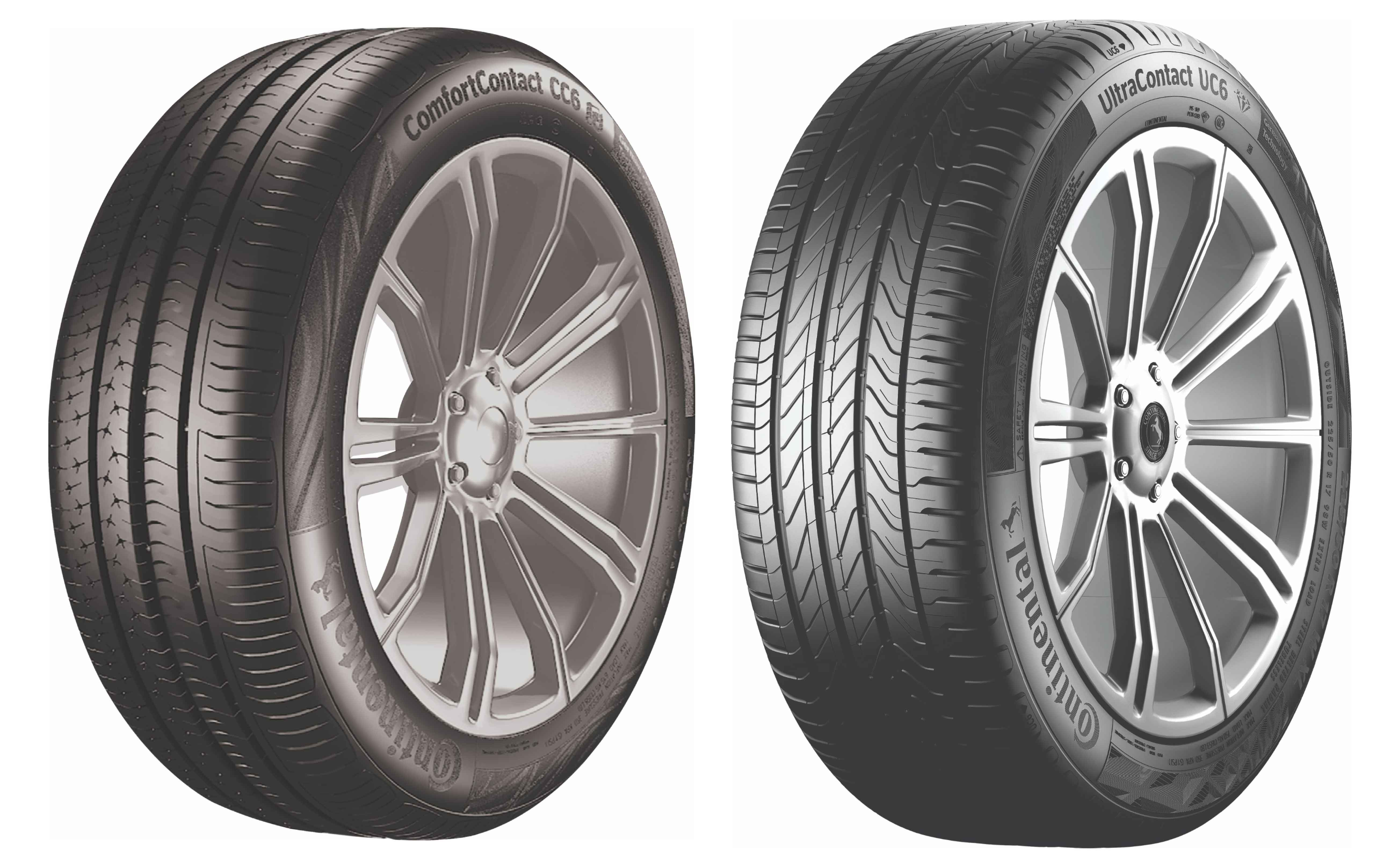 Continental's Robust Generation 6 Tires are Designed for Indian Road Conditions