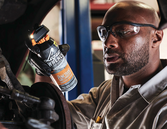 Liquid Wrench Launches New Pro Penetrant and Lubricant