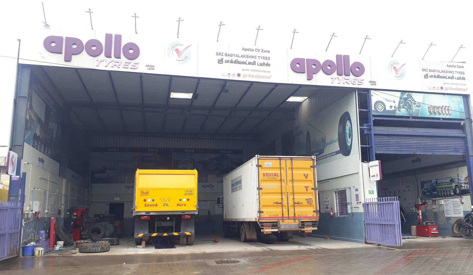 Apollo Tyres' CV Zones gets TUV – IRF certification
