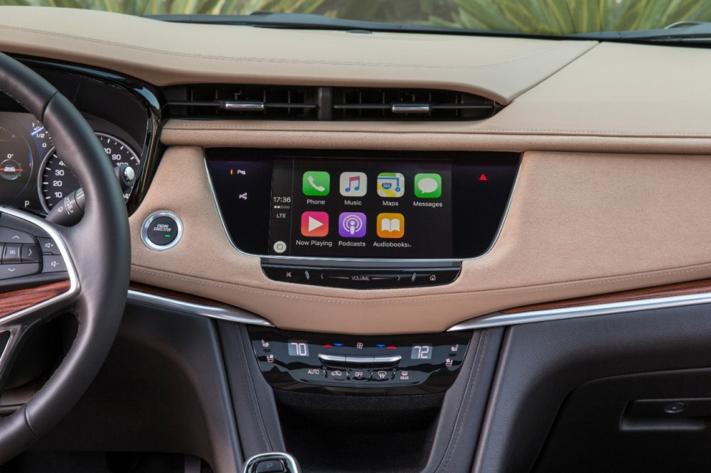 Cadillac Upgrades CUE Infotainment Interface - Tires & Parts