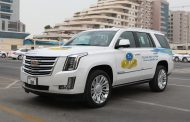 Al Ghandi Auto and Galadari Motor Driving Centre partnership takes driving lessons to an 'Escalade' level