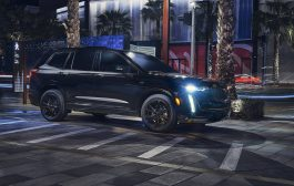 The all-new Cadillac XT6 Midnight Edition hits the roads