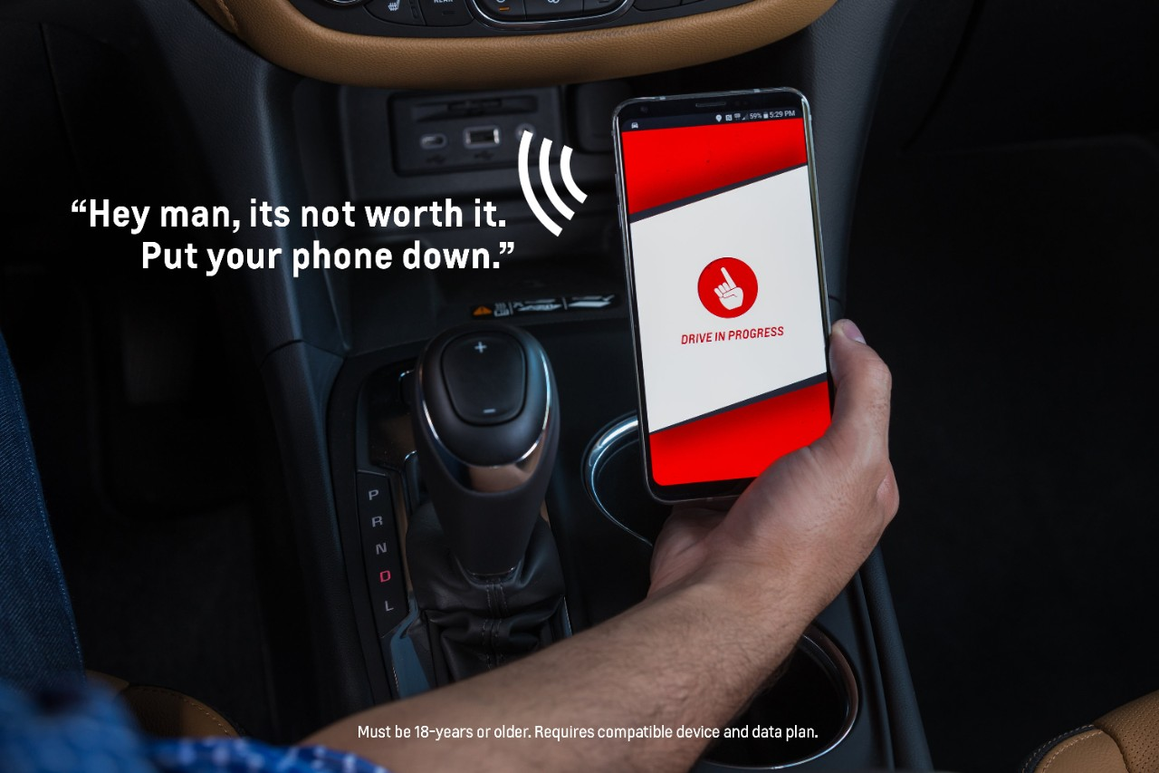 Chevrolet launches Call Me Out app to Discourage Distracted Driving