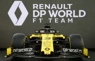 FERNANDO ALONSO JOINS RENAULT DP WORLD F1 TEAM