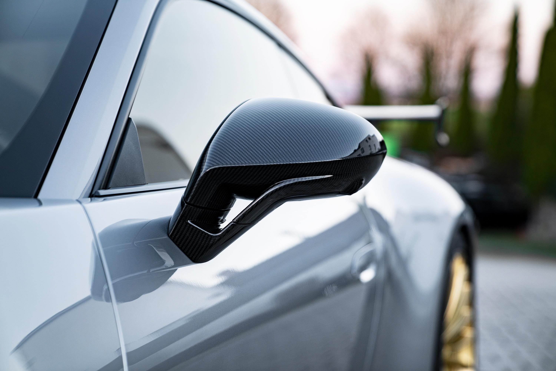 New TECHART carbon upgrades for Porsche 911 models
