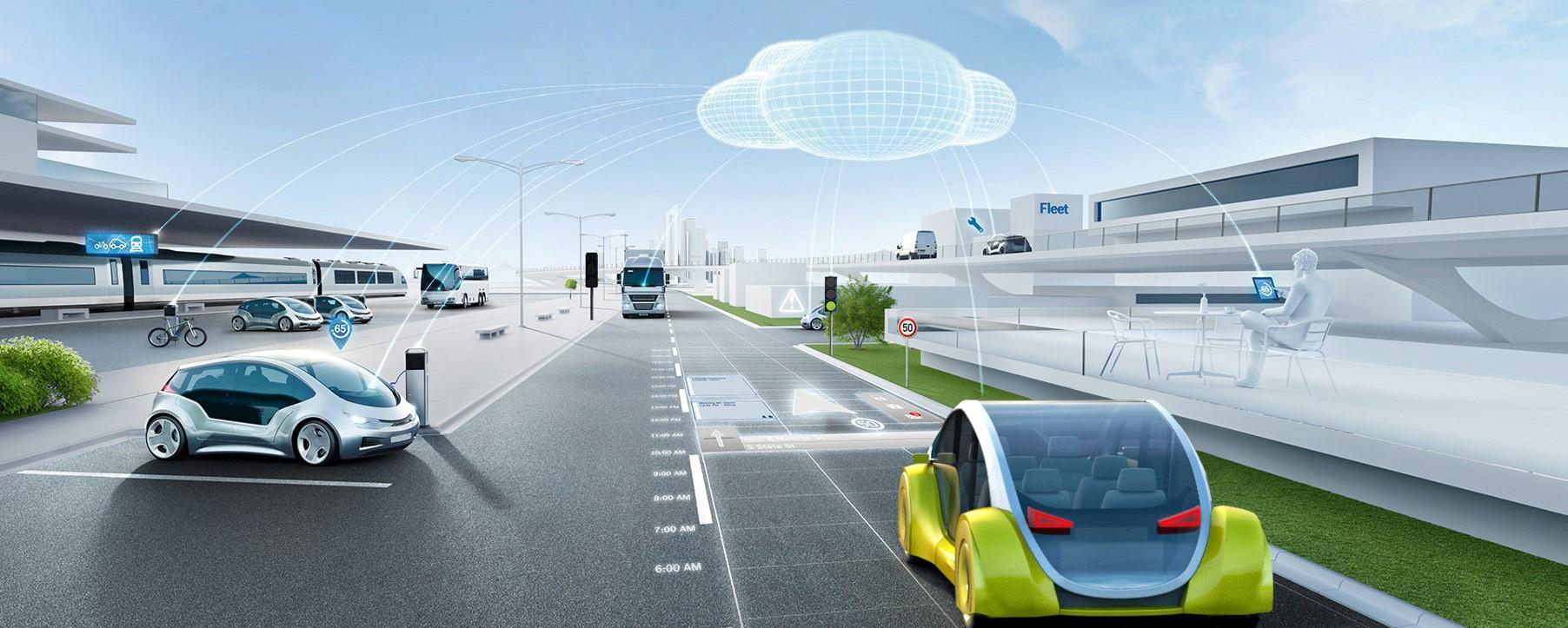 Bosch Launches Automotive Cloud Suite for Connected Cars
