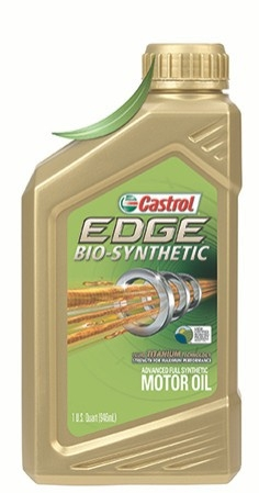 Castrol Creates Motor Oil with Plant-based Components
