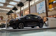 The All-New Chevrolet Bolt EUV Makes First Public Appearance in Collaboration with EV Lab