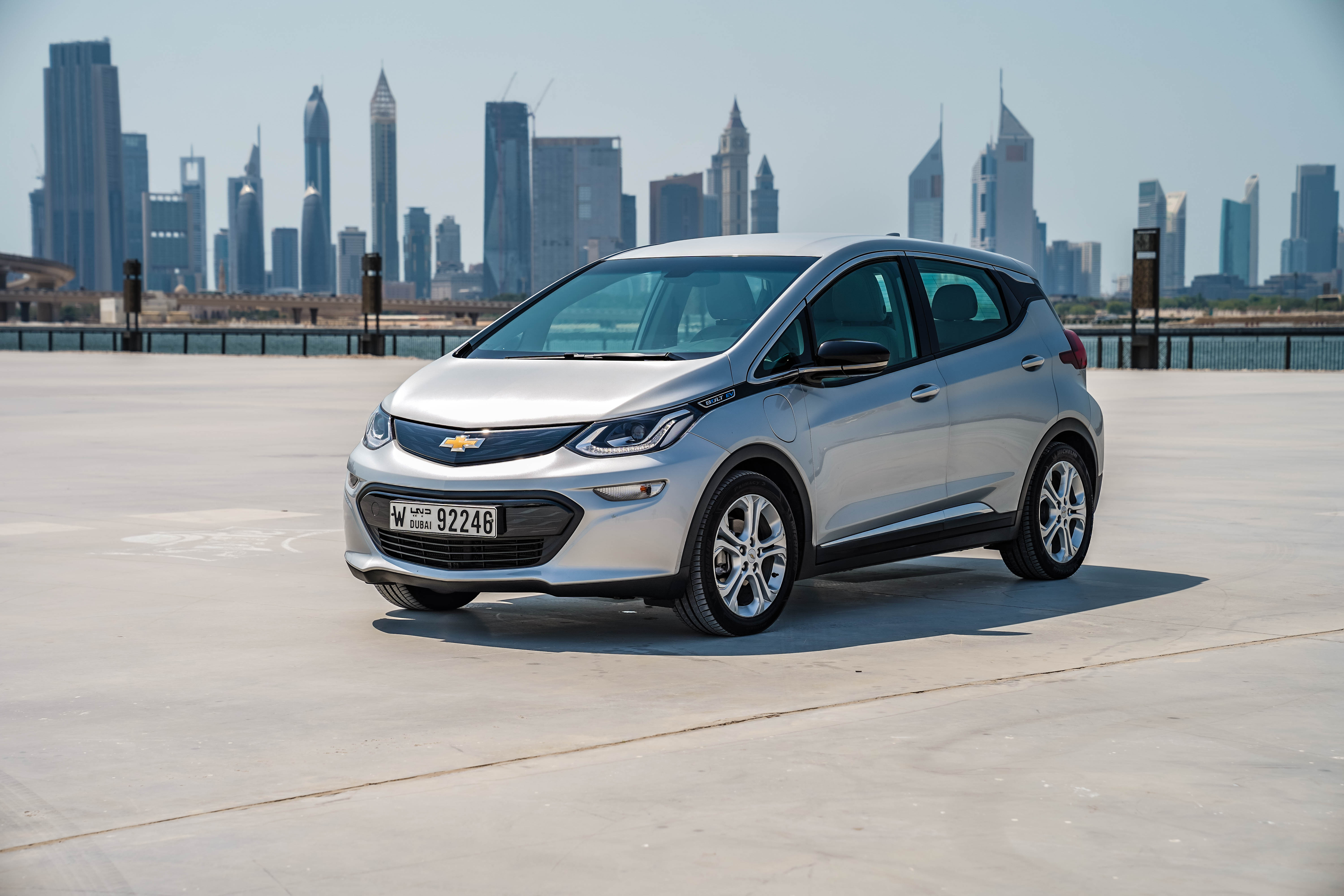General Motors commitment to a Zero Emissions tomorrow