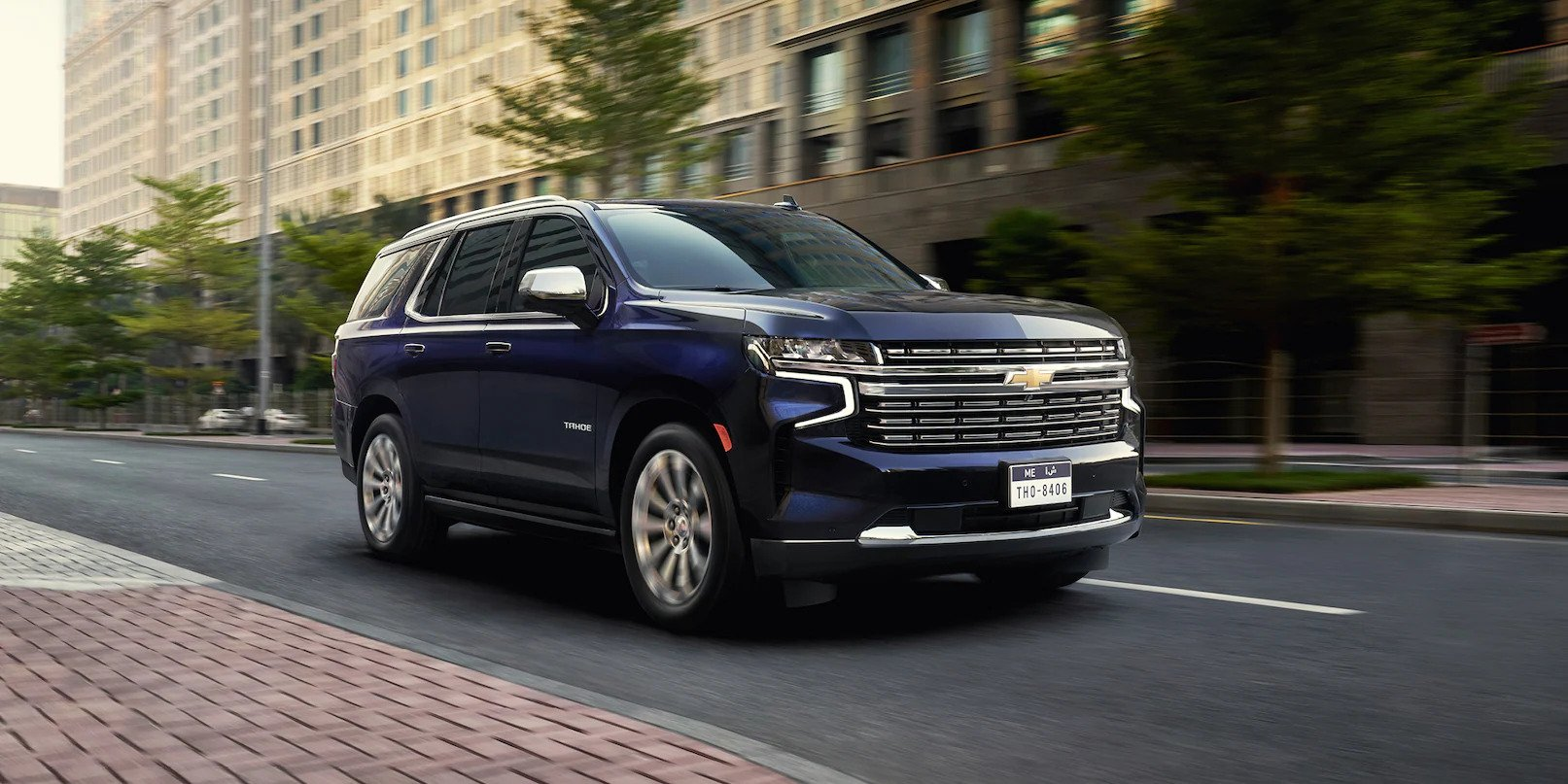The Chevrolet Tahoe Premier