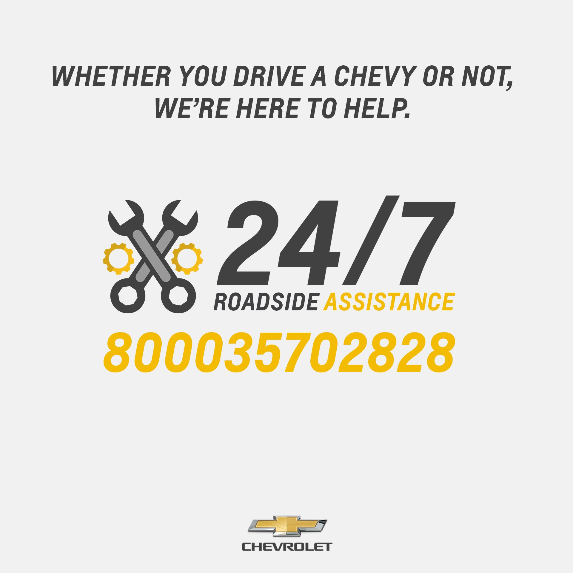 Chevrolet to Offer Women Drivers in Saudi 24/7 Roadside Assistance Irrespective of Brand