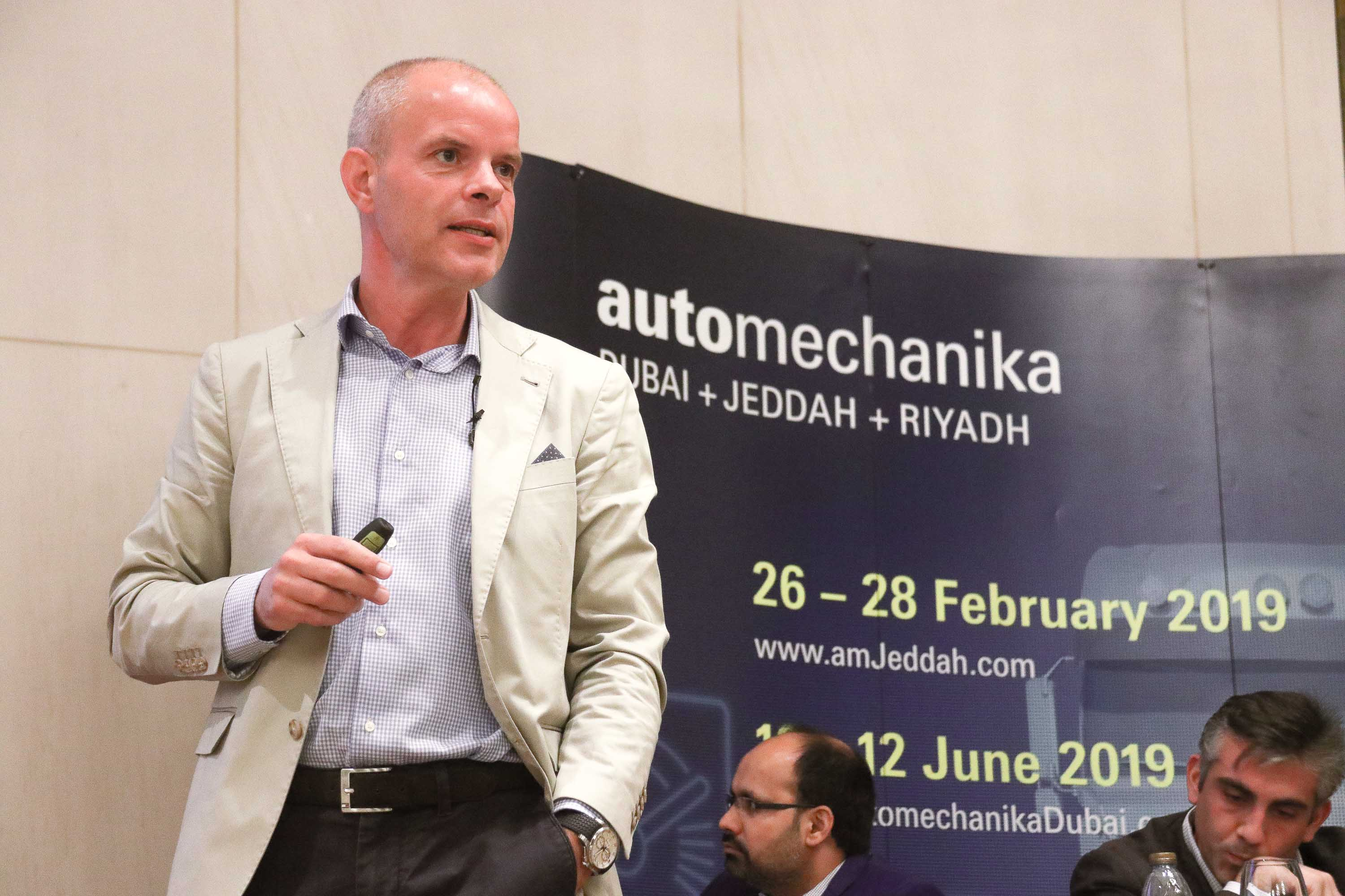 Experts Say Big Data and AI to Play Key Role in Automotive Aftermarket in the Middle East