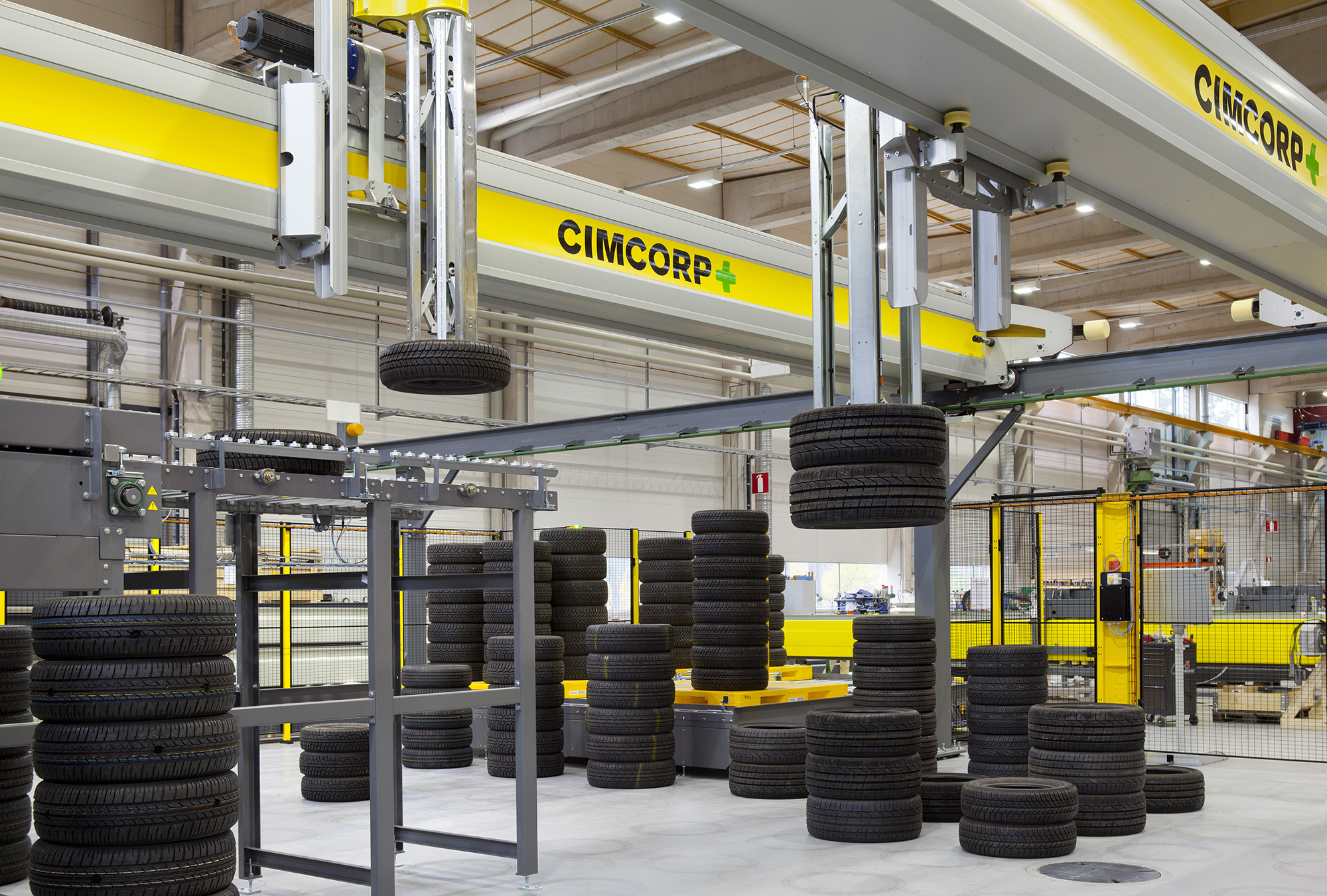 Linglong Partners with Cimcorp for Plant Automation
