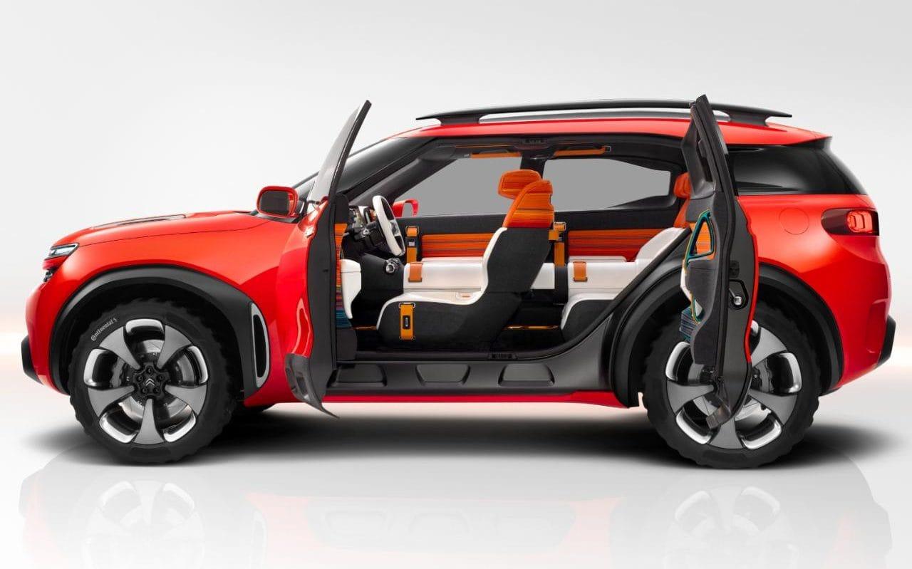 Citroen Plans Online Sale of Cars in UK Market