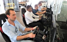 Race Is On For City Walk Title As Motor Sport  Gets New Dimension In Dubai