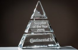 "Continental awarded ""Supplier of the Year 2019"" Awards for outstanding performance"