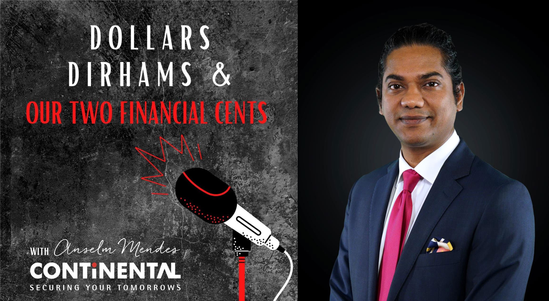 The Continental Group launches podcast featuring experts' advice and tips on becoming financially savvy and secure
