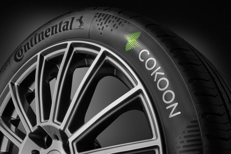 Continental Collaborates with Kordsa to Launch First Series Tires with Cokoon Dip Technology