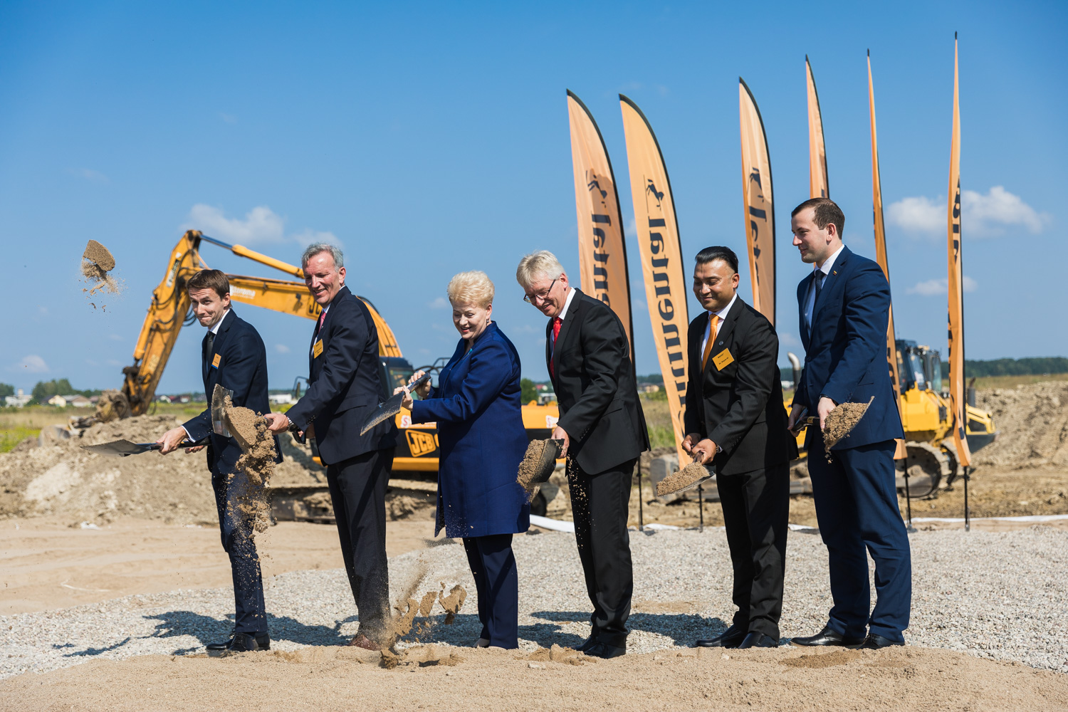 Continental Breaks Ground on its First Plant in Lithuania
