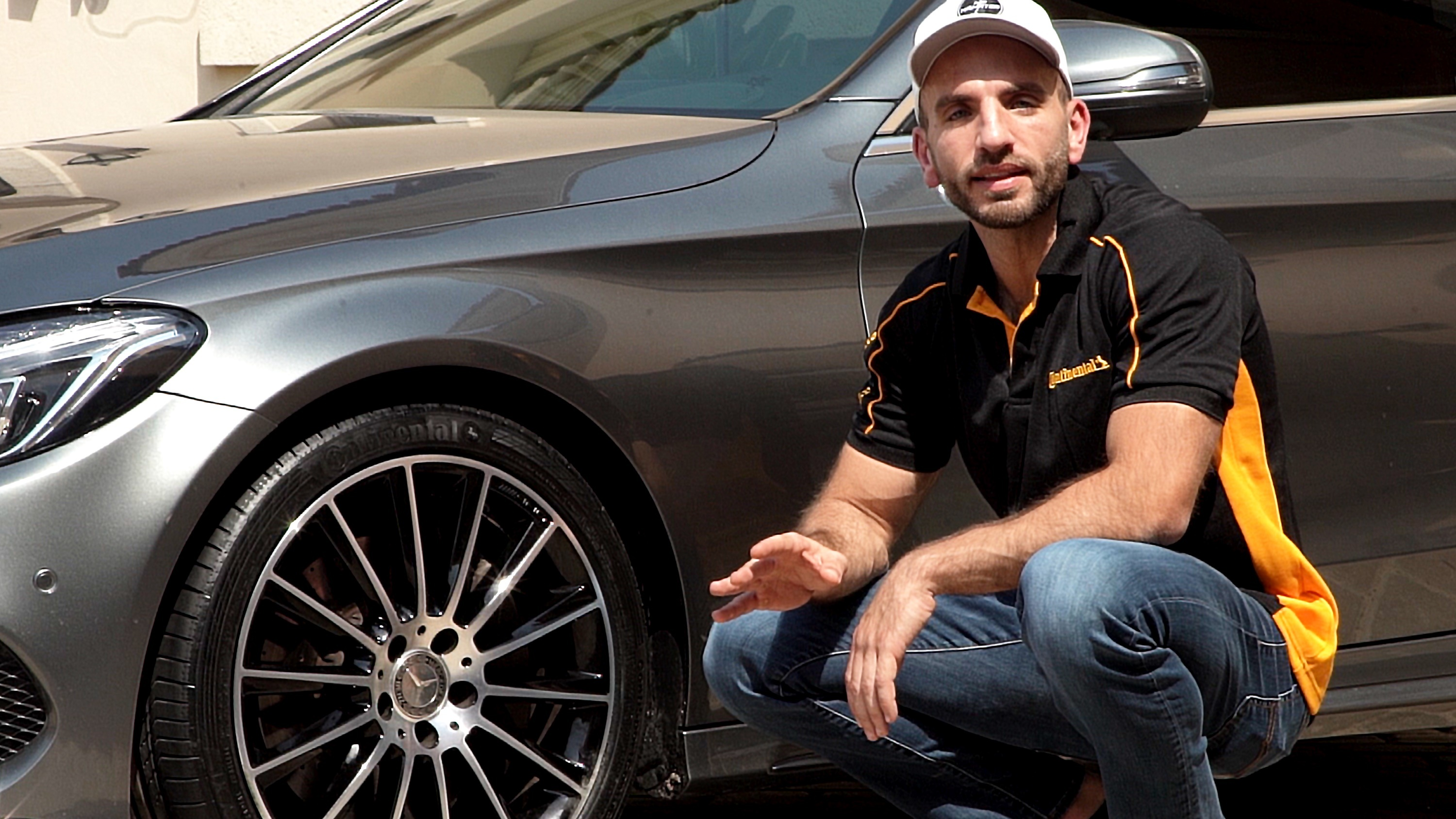 Continental's safety tips for motorists getting back behind the wheel in the Middle East