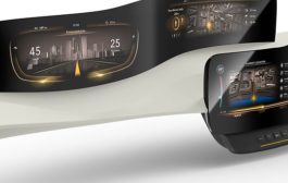 Continental to Launch Morphing Controls to Reduce Driver Distraction