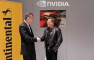 Continental teams up with NVIDIA