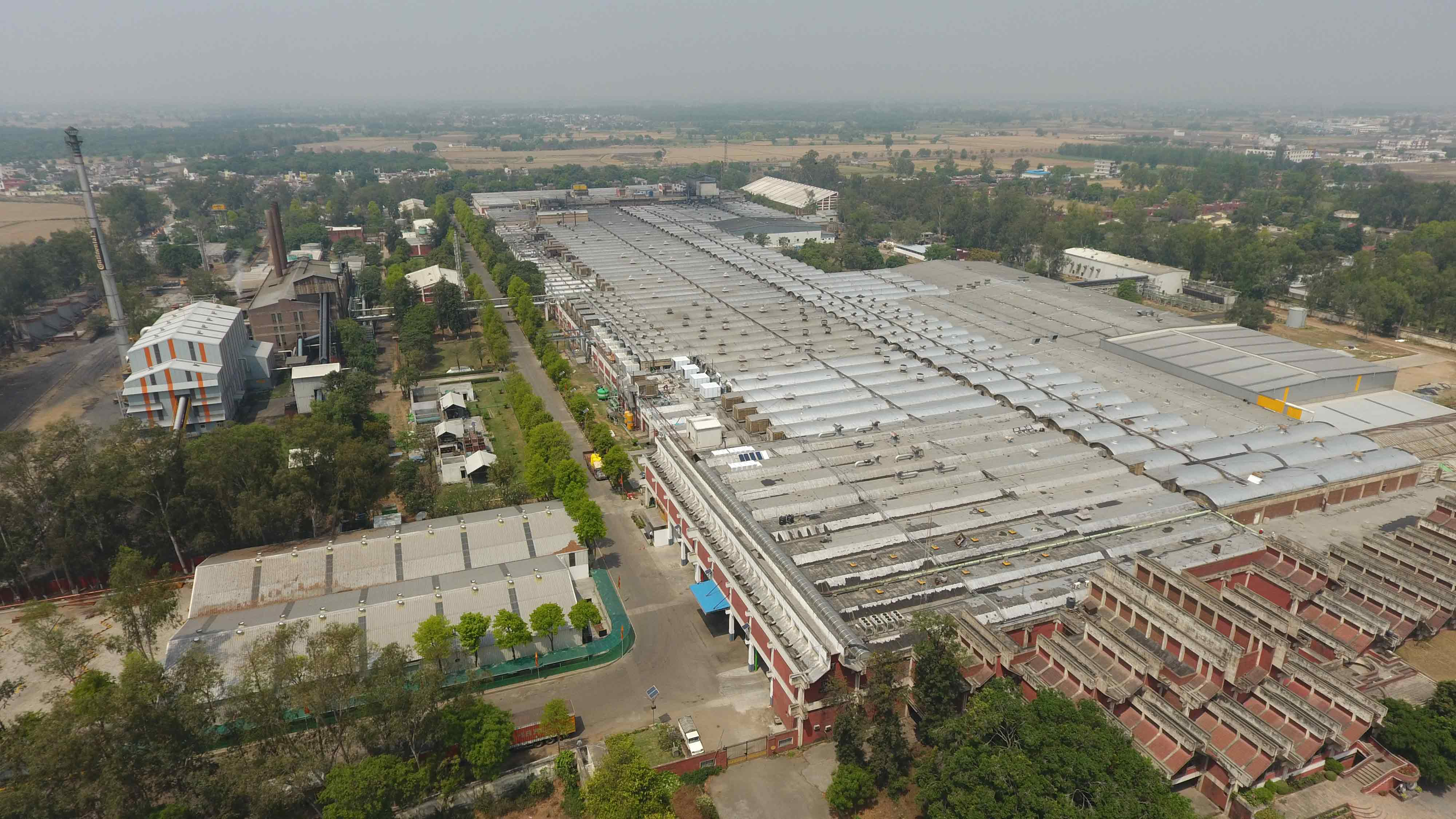 Continental Ambitious on Localization: Tires Business Expand Manufacturing Capacity at the Modipuram Plant