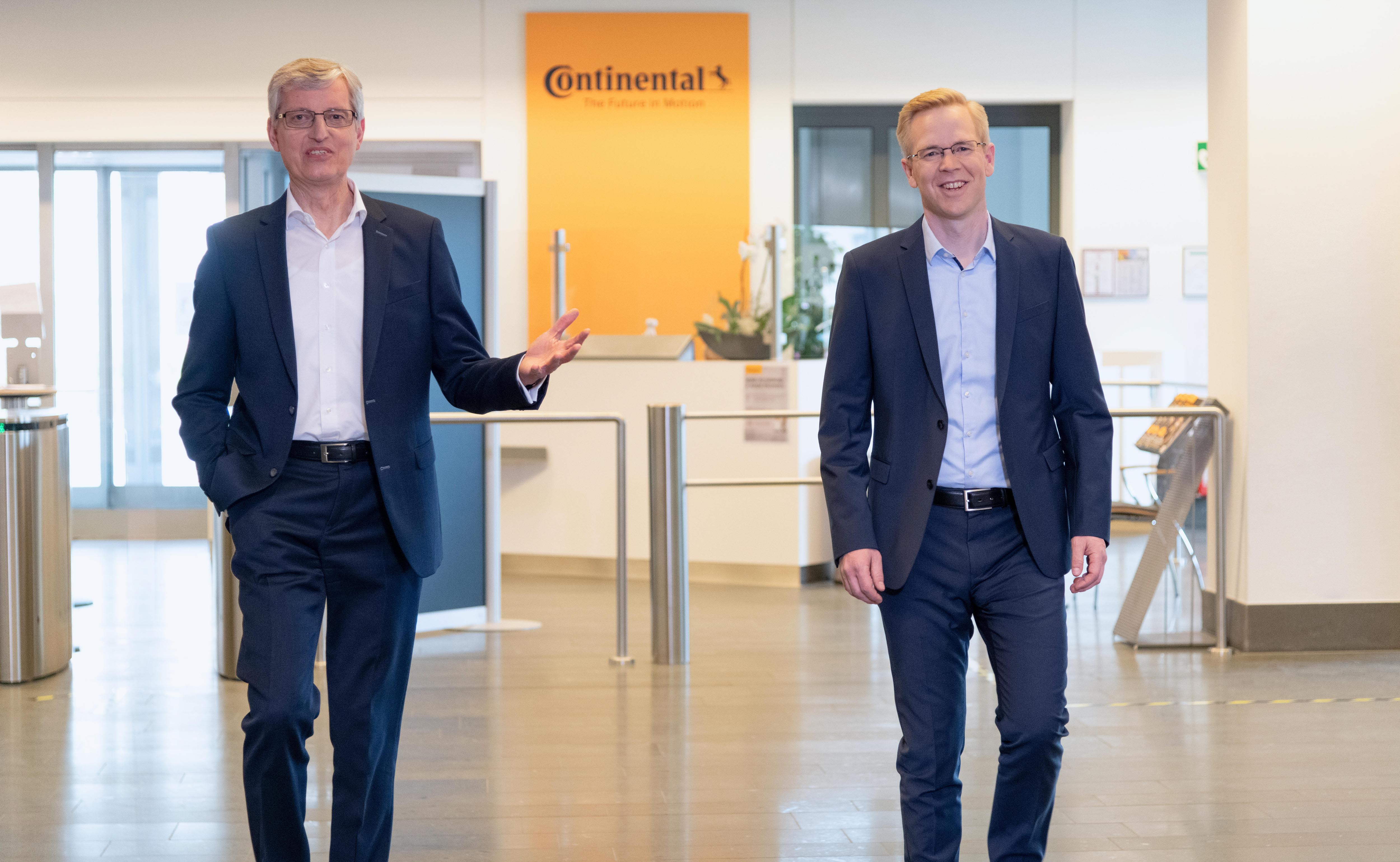 Continental Promoting Digitalization, Transformation and  Sustainability by Means of and within ContiTech