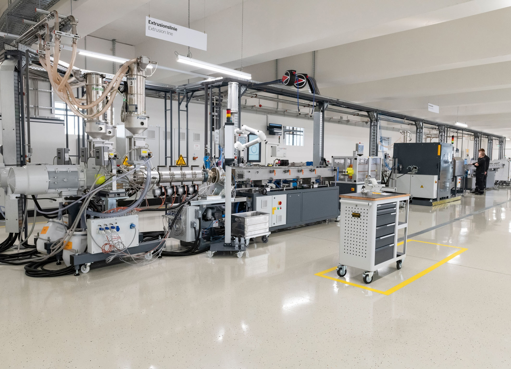 Continental Expands its Plastics Expertise for Thermo Management at Specialist Tech Centers