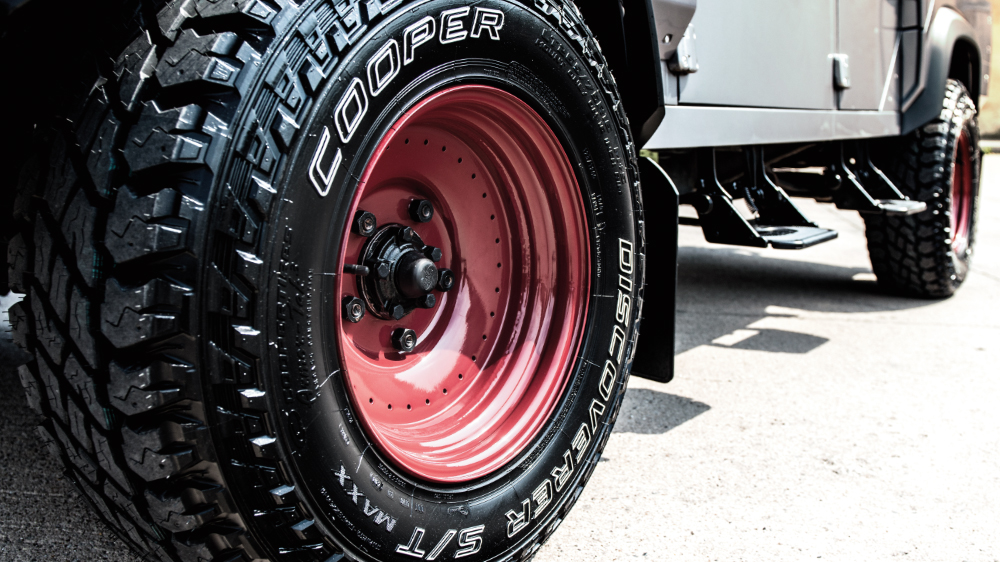 Cooper Tire Wins Global 2020 GOOD DESIGN Award for Discoverer Snow Claw