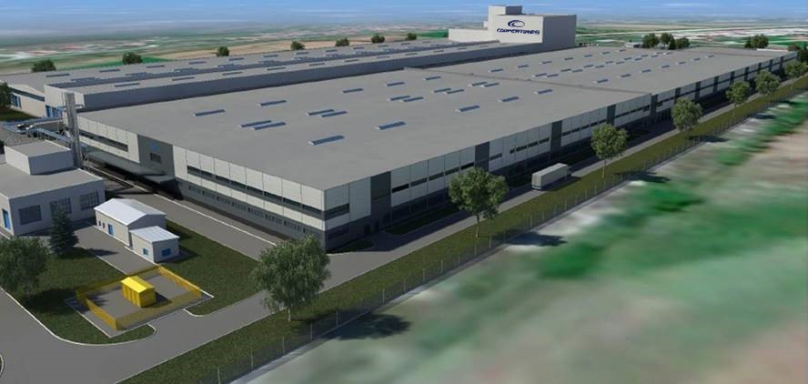 Cooper Tire Serbia to Increase Capacity at Kruševac Facility